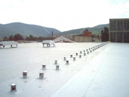 PVC хидроизолации