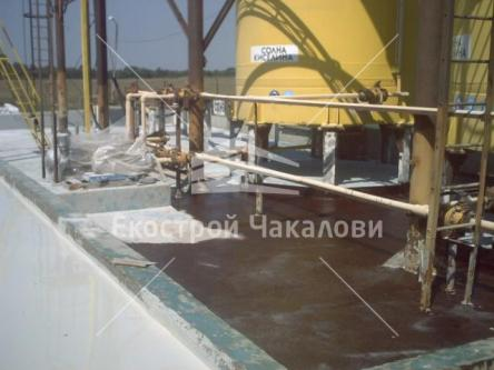 Антикорозионна защита на метал и бетон
