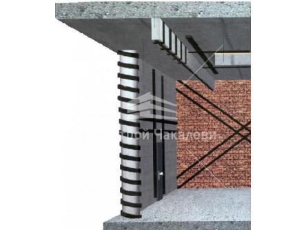 Конструктивно укрепване със система Sika Carbodur