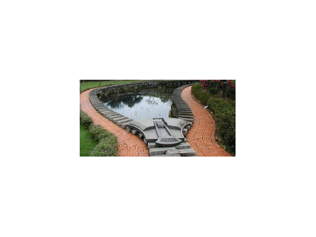 Хидроизолиране на изкуствени водоеми и езера
